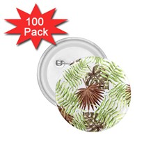 Tropical Pattern 1 75  Buttons (100 Pack)  by ValentinaDesign