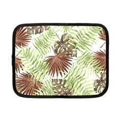 Tropical Pattern Netbook Case (small)  by ValentinaDesign