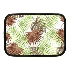 Tropical Pattern Netbook Case (medium)  by ValentinaDesign