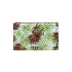 Tropical Pattern Cosmetic Bag (small)  by ValentinaDesign