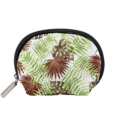 Tropical Pattern Accessory Pouches (small)  by ValentinaDesign