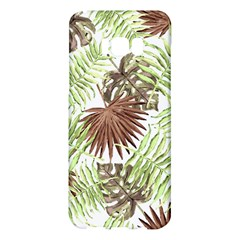 Tropical Pattern Samsung Galaxy S8 Plus Hardshell Case  by ValentinaDesign