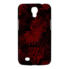 Tropical Pattern Samsung Galaxy Mega 6 3  I9200 Hardshell Case by ValentinaDesign