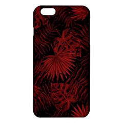 Tropical Pattern Iphone 6 Plus/6s Plus Tpu Case by ValentinaDesign