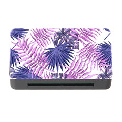 Tropical Pattern Memory Card Reader With Cf by ValentinaDesign