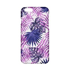 Tropical Pattern Apple Iphone 6/6s Hardshell Case by ValentinaDesign