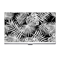 Tropical Pattern Business Card Holders by ValentinaDesign