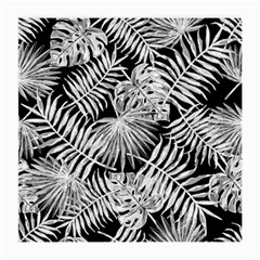 Tropical Pattern Medium Glasses Cloth (2 Side) by ValentinaDesign