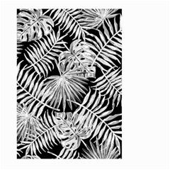 Tropical Pattern Large Garden Flag (two Sides) by ValentinaDesign