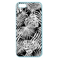 Tropical Pattern Apple Seamless Iphone 5 Case (color) by ValentinaDesign