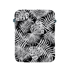 Tropical Pattern Apple Ipad 2/3/4 Protective Soft Cases by ValentinaDesign