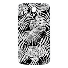 Tropical Pattern Samsung Galaxy Mega I9200 Hardshell Back Case by ValentinaDesign