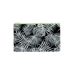 Tropical Pattern Cosmetic Bag (xs) by ValentinaDesign