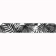 Tropical Pattern Small Bar Mats by ValentinaDesign