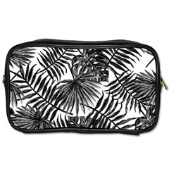 Tropical Pattern Toiletries Bags by ValentinaDesign