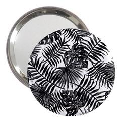 Tropical Pattern 3  Handbag Mirrors by ValentinaDesign