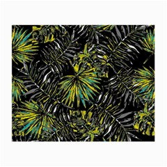 Tropical Pattern Small Glasses Cloth (2 Side) by ValentinaDesign