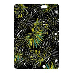 Tropical Pattern Kindle Fire Hdx 8 9  Hardshell Case by ValentinaDesign