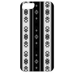 Folklore Pattern Apple Iphone 5 Classic Hardshell Case by ValentinaDesign