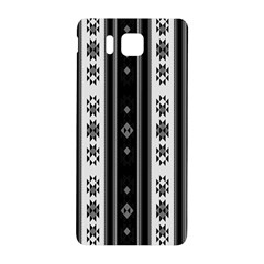 Folklore Pattern Samsung Galaxy Alpha Hardshell Back Case by ValentinaDesign