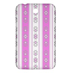 Folklore Pattern Samsung Galaxy Tab 3 (7 ) P3200 Hardshell Case  by ValentinaDesign