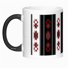 Folklore Pattern Morph Mugs by ValentinaDesign