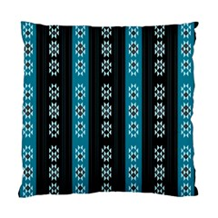 Folklore Pattern Standard Cushion Case (two Sides) by ValentinaDesign