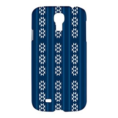 Folklore Pattern Samsung Galaxy S4 I9500/i9505 Hardshell Case by ValentinaDesign