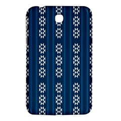 Folklore Pattern Samsung Galaxy Tab 3 (7 ) P3200 Hardshell Case  by ValentinaDesign