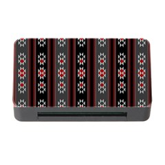 Folklore Pattern Memory Card Reader With Cf by ValentinaDesign