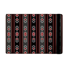Folklore Pattern Apple Ipad Mini Flip Case by ValentinaDesign
