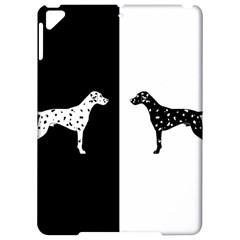Dalmatian Dog Apple Ipad Pro 9 7   Hardshell Case by Valentinaart