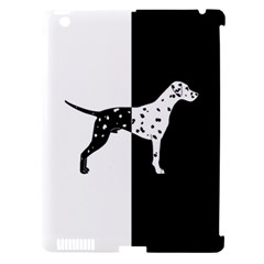 Dalmatian Dog Apple Ipad 3/4 Hardshell Case (compatible With Smart Cover) by Valentinaart