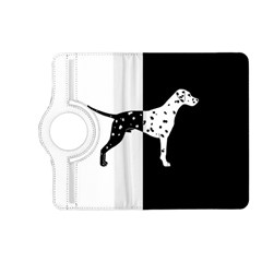 Dalmatian Dog Kindle Fire Hd (2013) Flip 360 Case by Valentinaart