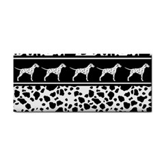 Dalmatian Dog Cosmetic Storage Cases by Valentinaart