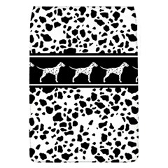 Dalmatian Dog Flap Covers (l)  by Valentinaart