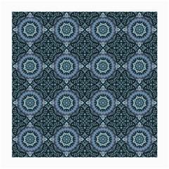 Oriental Pattern Medium Glasses Cloth (2 Side) by ValentinaDesign