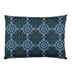 Oriental Pattern Pillow Case (two Sides) by ValentinaDesign