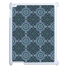 Oriental Pattern Apple Ipad 2 Case (white) by ValentinaDesign