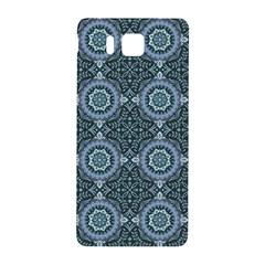 Oriental Pattern Samsung Galaxy Alpha Hardshell Back Case by ValentinaDesign