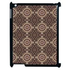 Oriental Pattern Apple Ipad 2 Case (black) by ValentinaDesign