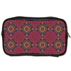 Oriental Pattern Toiletries Bags by ValentinaDesign
