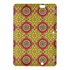 Oriental Pattern Kindle Fire Hdx 8 9  Hardshell Case by ValentinaDesign