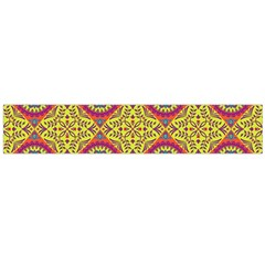 Oriental Pattern Flano Scarf (large) by ValentinaDesign