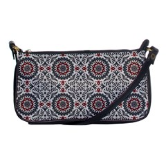 Oriental Pattern Shoulder Clutch Bags by ValentinaDesign