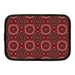Oriental Pattern Netbook Case (medium)  by ValentinaDesign