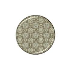 Oriental Pattern Hat Clip Ball Marker (10 Pack) by ValentinaDesign