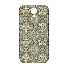 Oriental Pattern Samsung Galaxy S4 I9500/i9505  Hardshell Back Case by ValentinaDesign