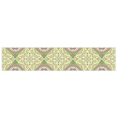 Oriental Pattern Flano Scarf (small) by ValentinaDesign