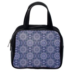Oriental Pattern Classic Handbags (one Side) by ValentinaDesign